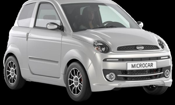 Microcar M.GO 4 Premium DCI-esp