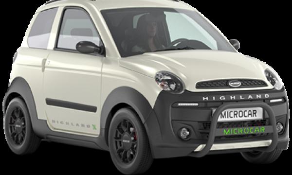 Microcar M.GO Highland X