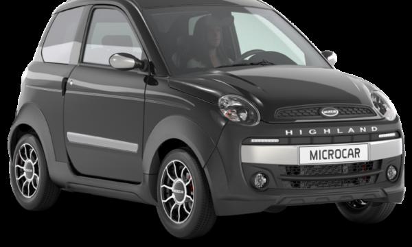 Microcar M.GO Premium Highland