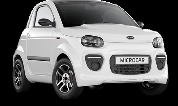 Microcar Dué Initial