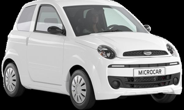 Microcar M.GO Initial